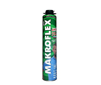 Пена монтажная профессиональная Makroflex ShakeTec 750 мл.