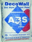 Штукатурка гипсовая Сатен АБС (ABS Saten) Siva 30кг
