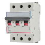 Автоматический выключатель DX3-E 3п C80 6кА