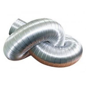 Гофра алюминиевый d=125 ( 3м)
