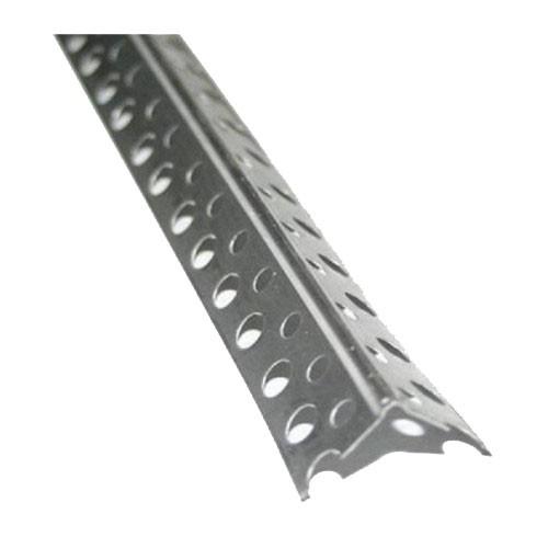 Профиль угловой 20х20 мм алюминиевый перфорированный 3000 мм