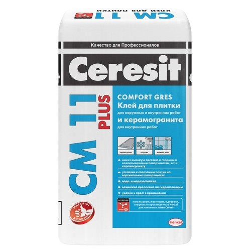 Плиточный клей Церезит CM 11 25кг
