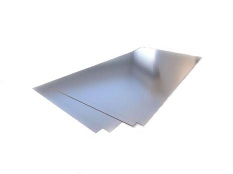 Лист оцинкованный 1,25х2,0х0,4мм