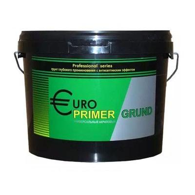 Грунтовка Европраймер EUROprimer 10 кг