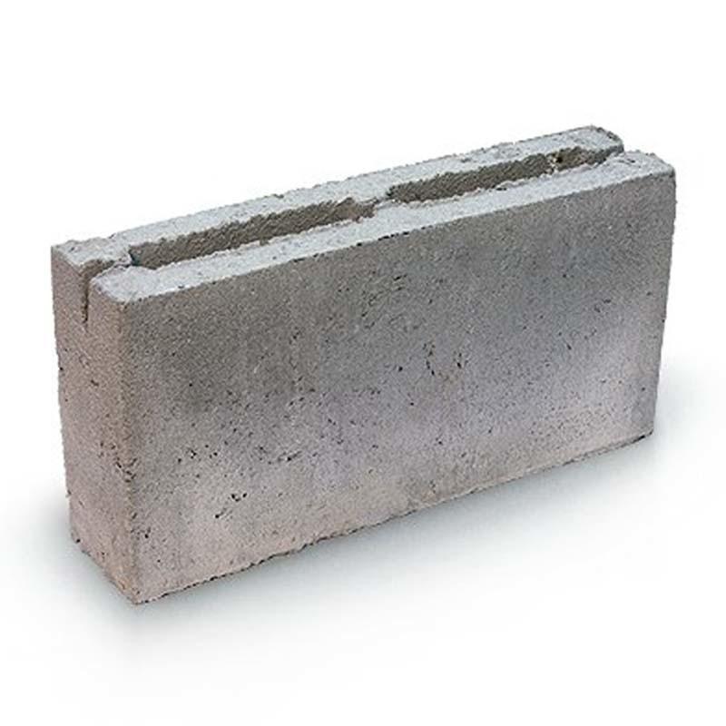 Керамзитобетонный блок 400х200х100