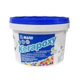 Затирка MAPEI Kerapoxy №114 (2кг) антрацит