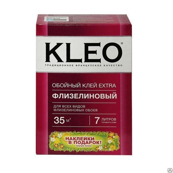 KLEO EXTRA 35 Клей для флизелиновых обоев, сыпучий