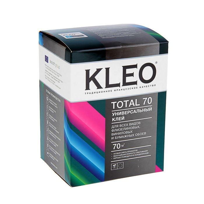 KLEO TOTAL Универсальный клей для обоев сыпучий